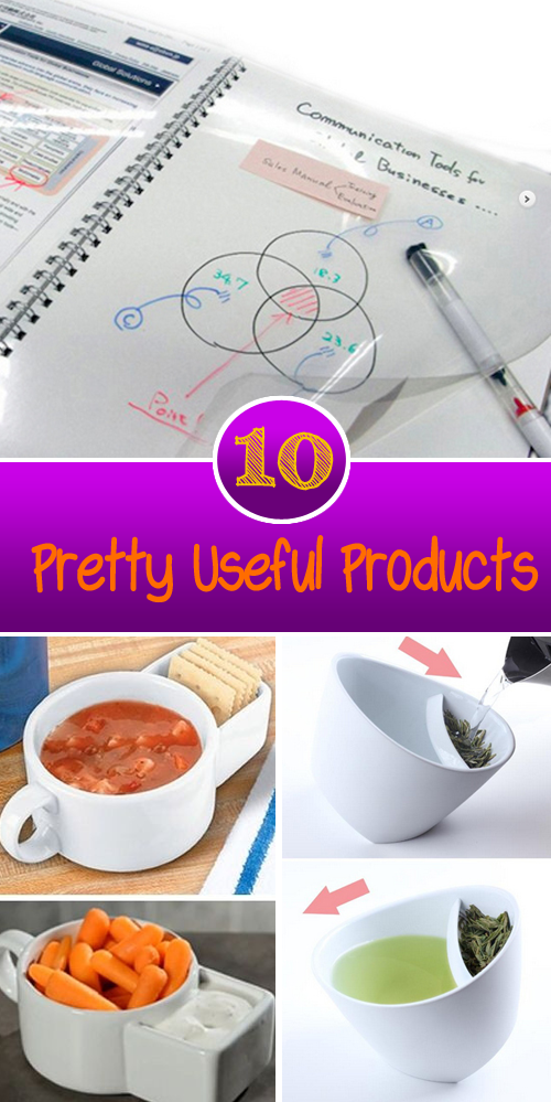 Top 10 Pretty Useful Products