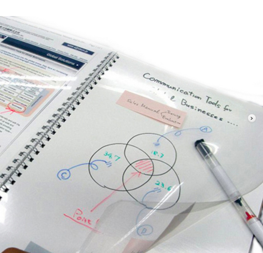 Whiteboard Notebook