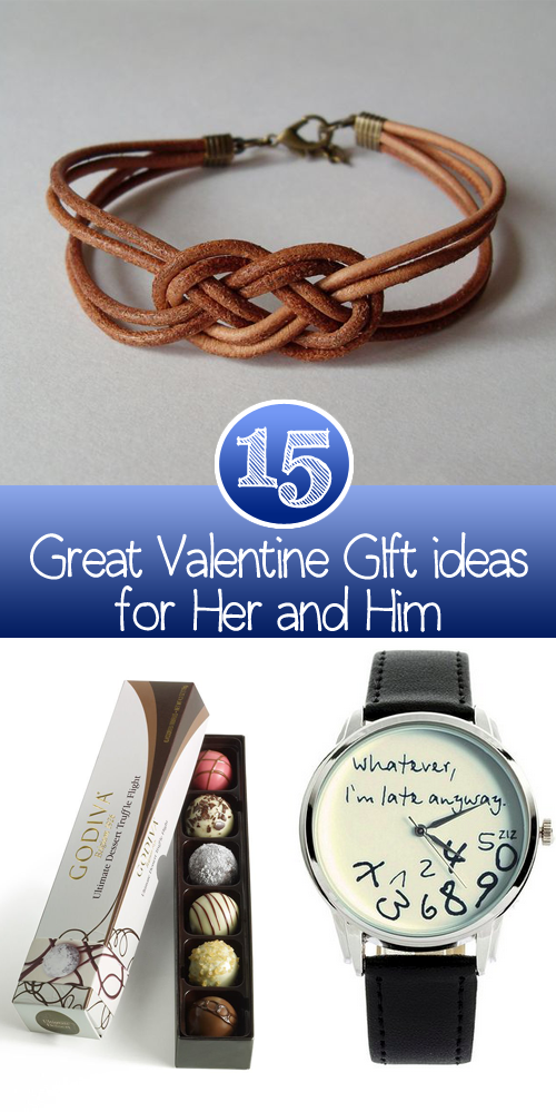 15 Great Valentine Gift Ideas For Her And Him Skinny