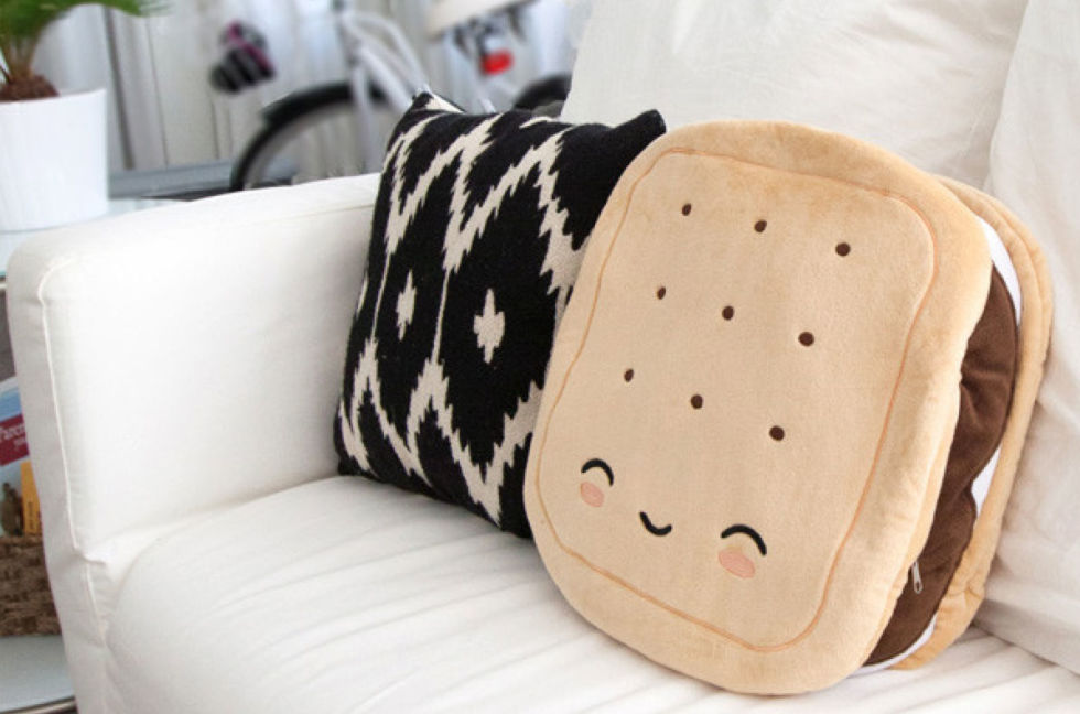 s'mores pillow warmer