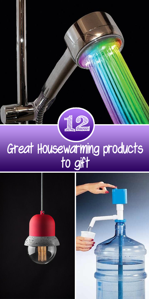 12 great Housewarming products to gift