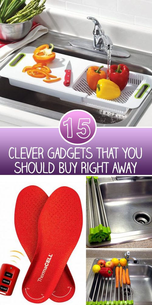 15 Clever Gadgets that you should Buy right Away