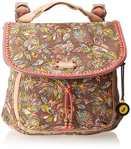 Women's Sakroots Artist Circle Convertible Backpack