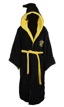 Harry Potter Fleece Hooded Bathrobe