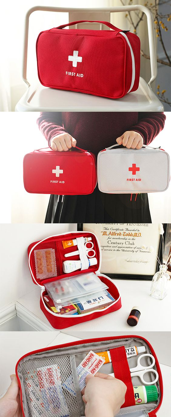 Large First Aid Pouch