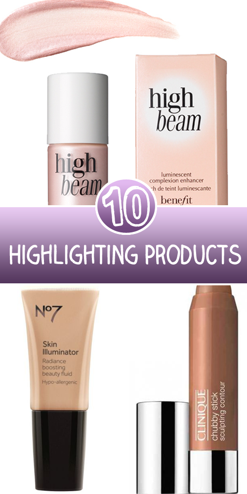 Top 10 Highlighting Products