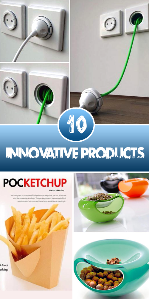 Top 10 Innovative Products