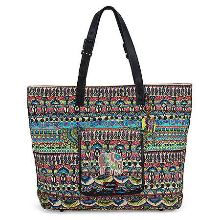 Women's Artist Circle Travel Bag