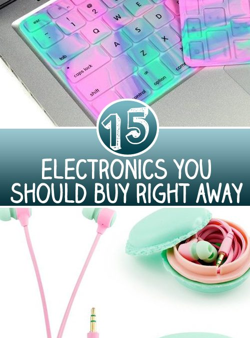 15 Best Electronics you should buy right now