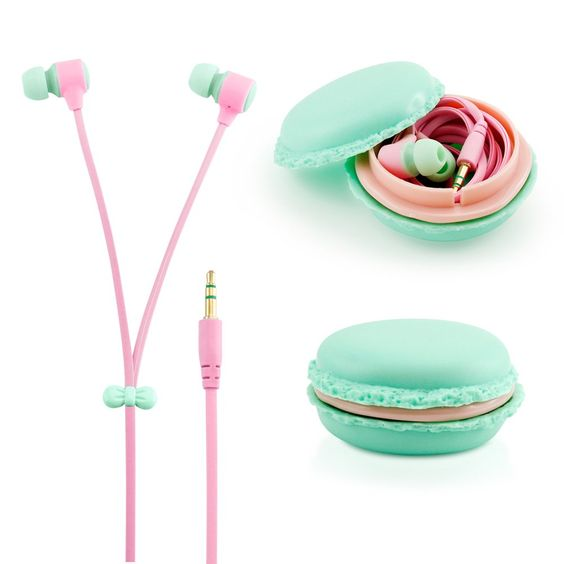 GEARONIC TM Stereo 3.5mm In Ear Earphones Earbuds Headset