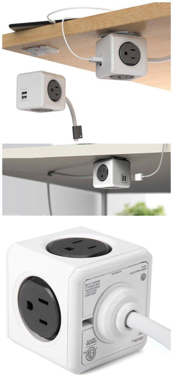 PowerCube Power Socket