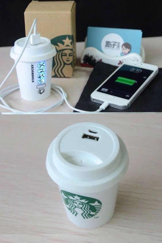 Starbucks charger