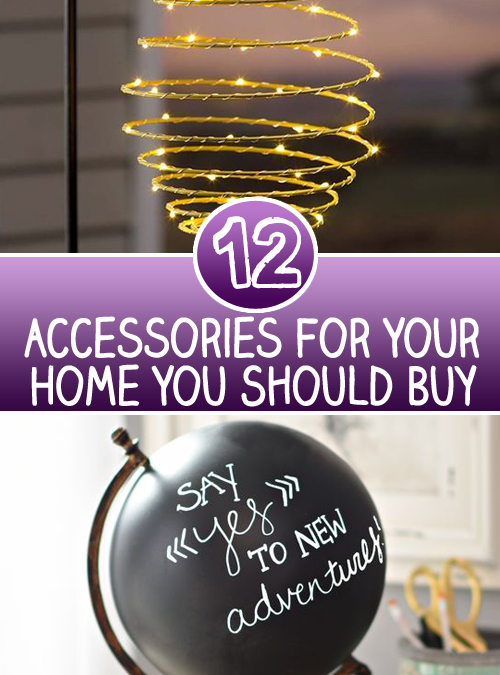 12 Accessories For Your Home You Should Buy