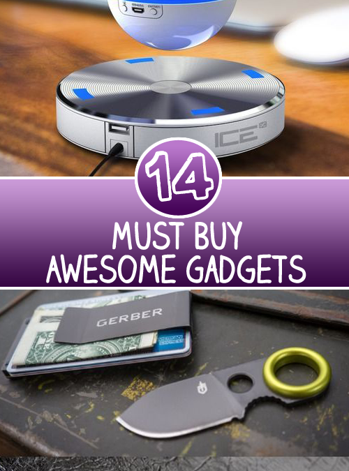 14 Must Buy Awesome Gadgets
