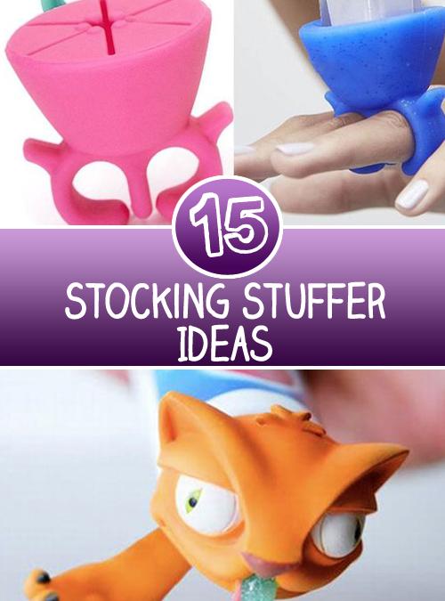 15 Stocking Stuffer Ideas