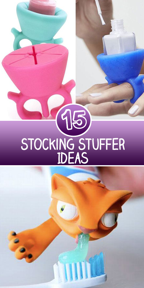 15 Stocking Stuffer Ideas