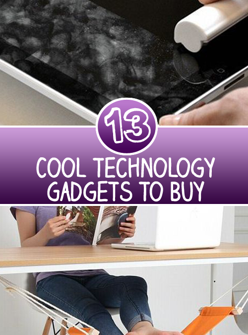 13 Cool Technology Gadgets To Buy