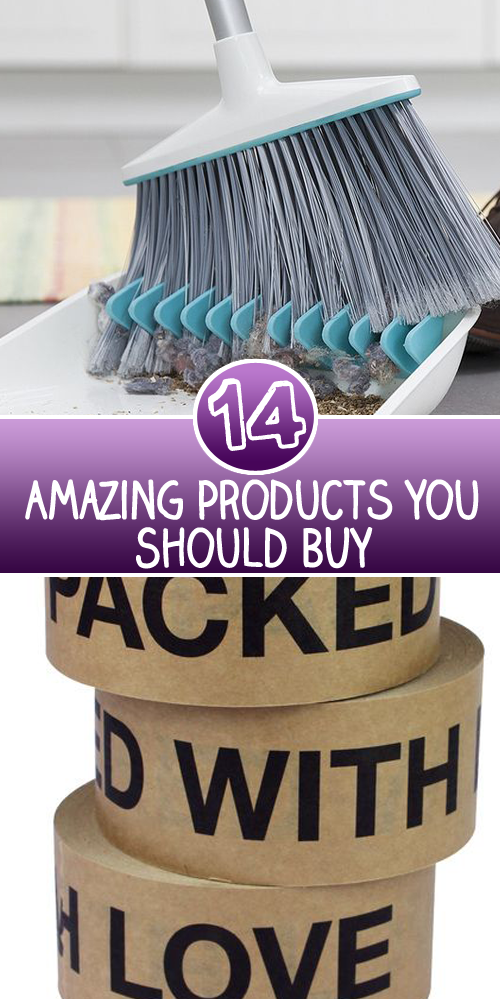 14 Amazing Products You Should Have In Your Shopping List