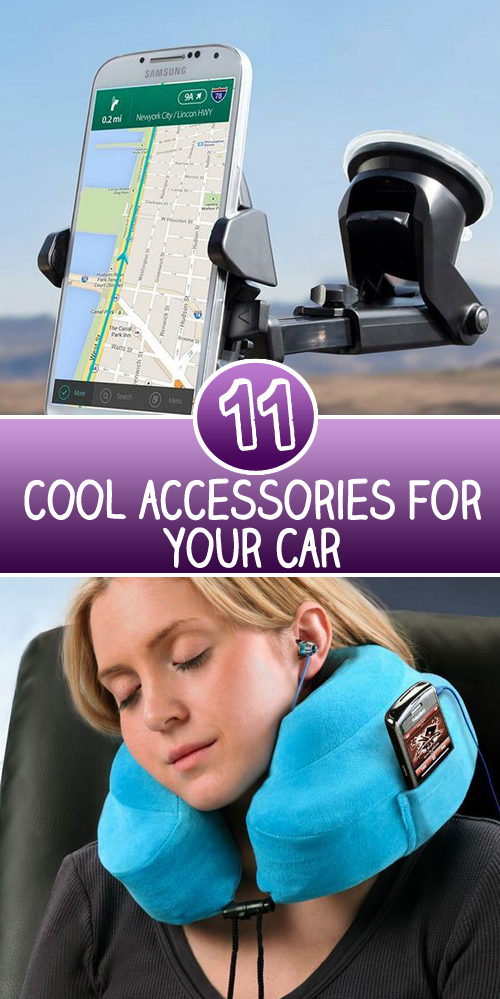 11 cool accessories for your car