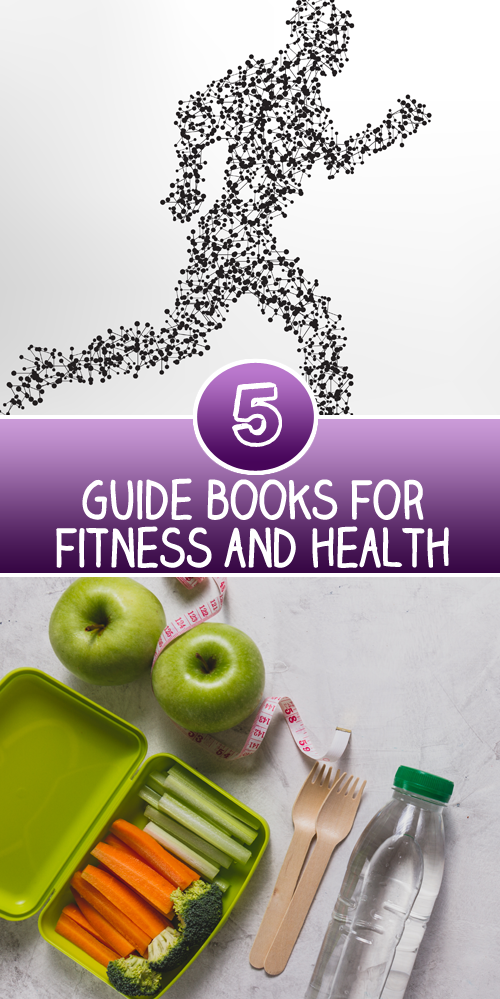 5 guidebooks for fitness and health