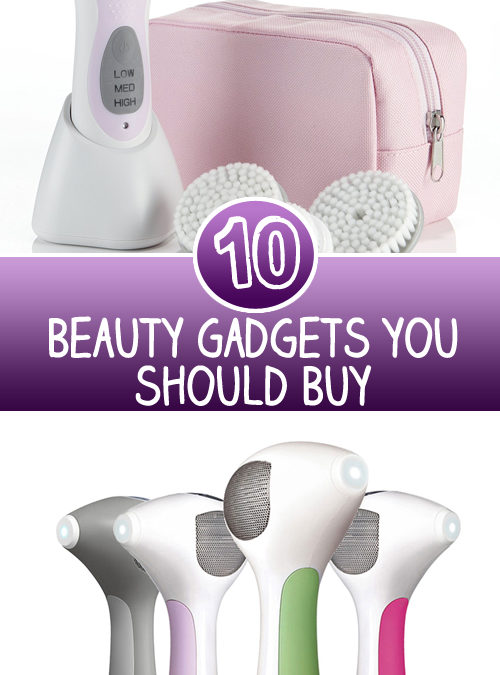 10 Beauty Gadgets you should Buy