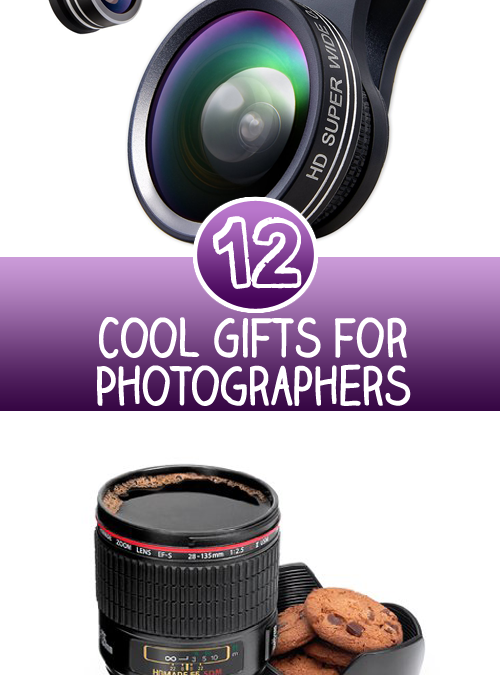 12 Cool Gifts for Photographers