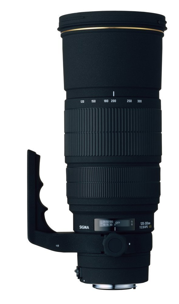 Sigma 120-300mm F2.8 Zoom Lens