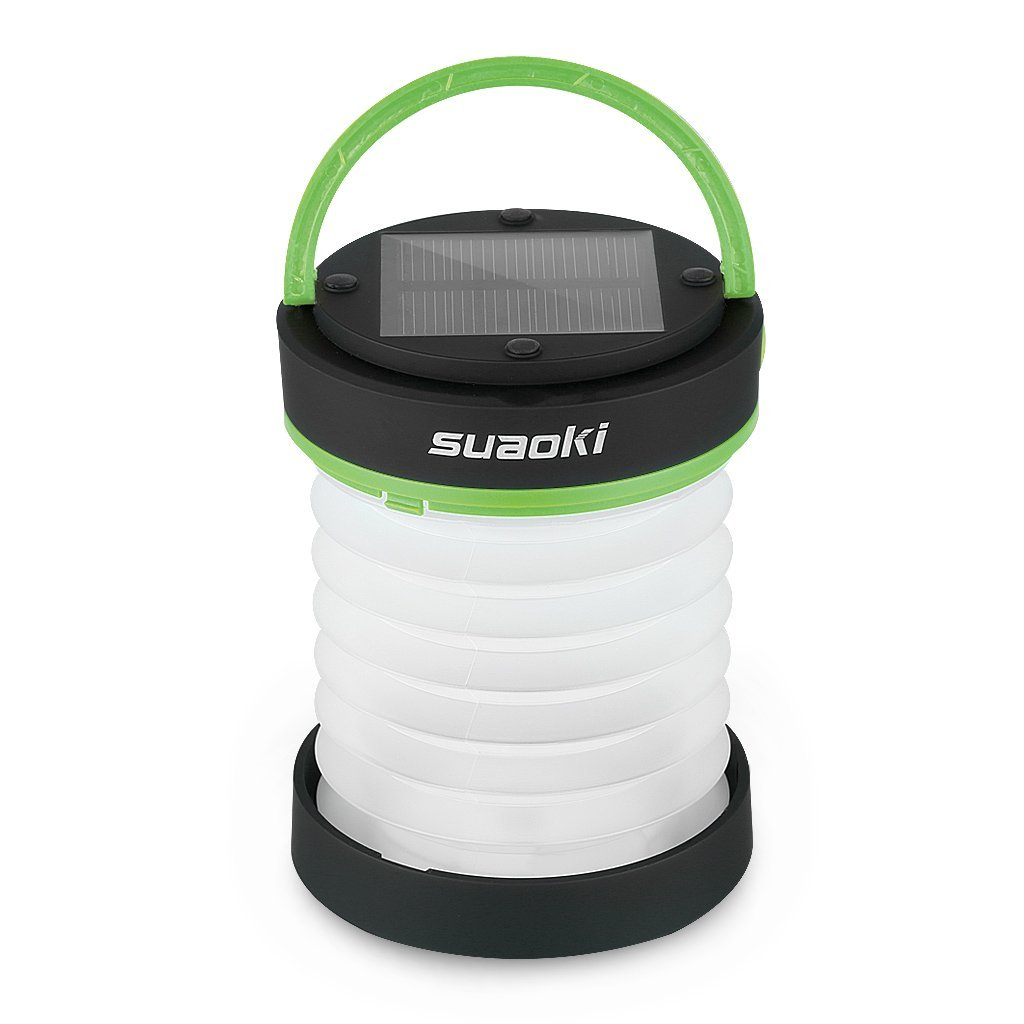 Solar-Powered Lantern
