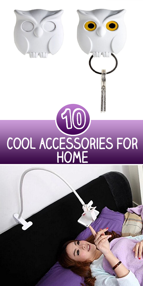 10 Cool Accessories for Home