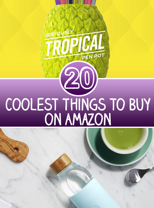 20 Coolest Things to Buy on Amazon