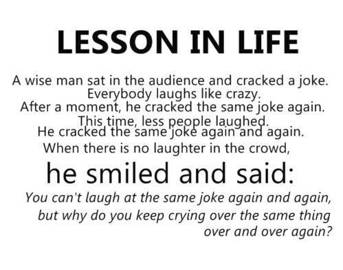 Lesson In Life Quote Delectable 27 Quotes On Life Lessons  Skinny Ninja Mom