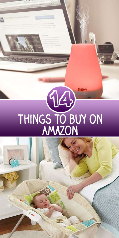 Things to buy on Amazon