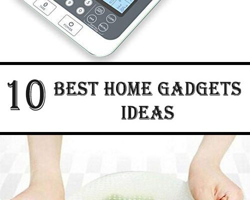 10 best DIY house gadgets ideas