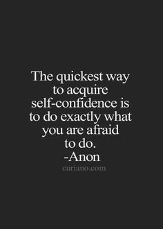 Top 20 Confidence Quotes