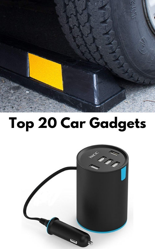 Top 20 Car Gadgets