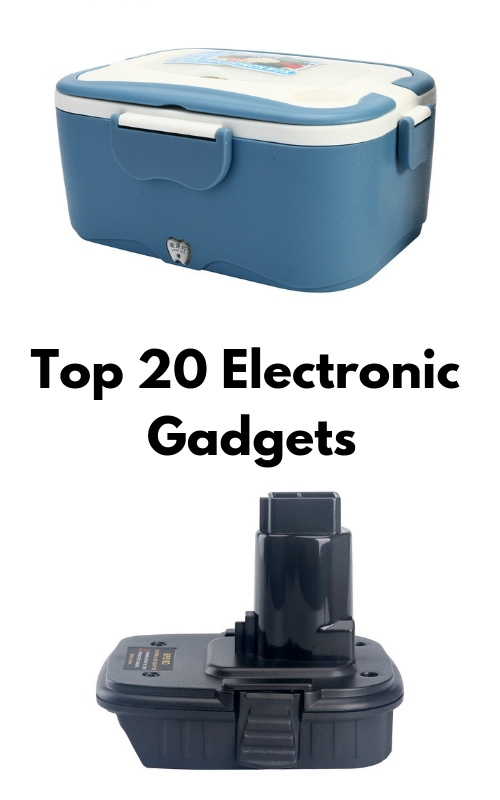 Top 20 Electronic Gadgets