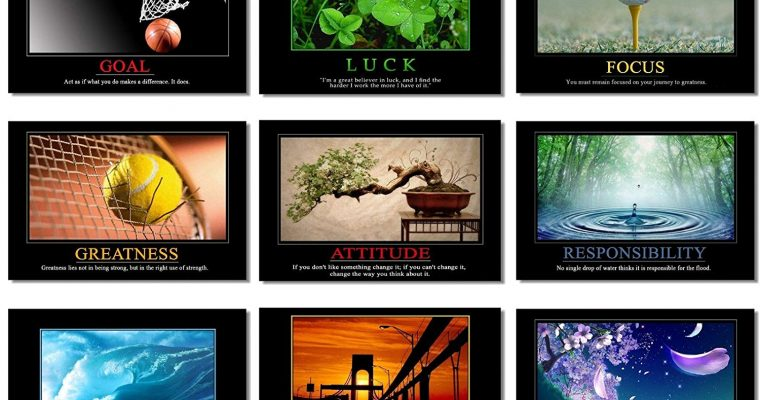 Top 20 Motivational Quotes Posters