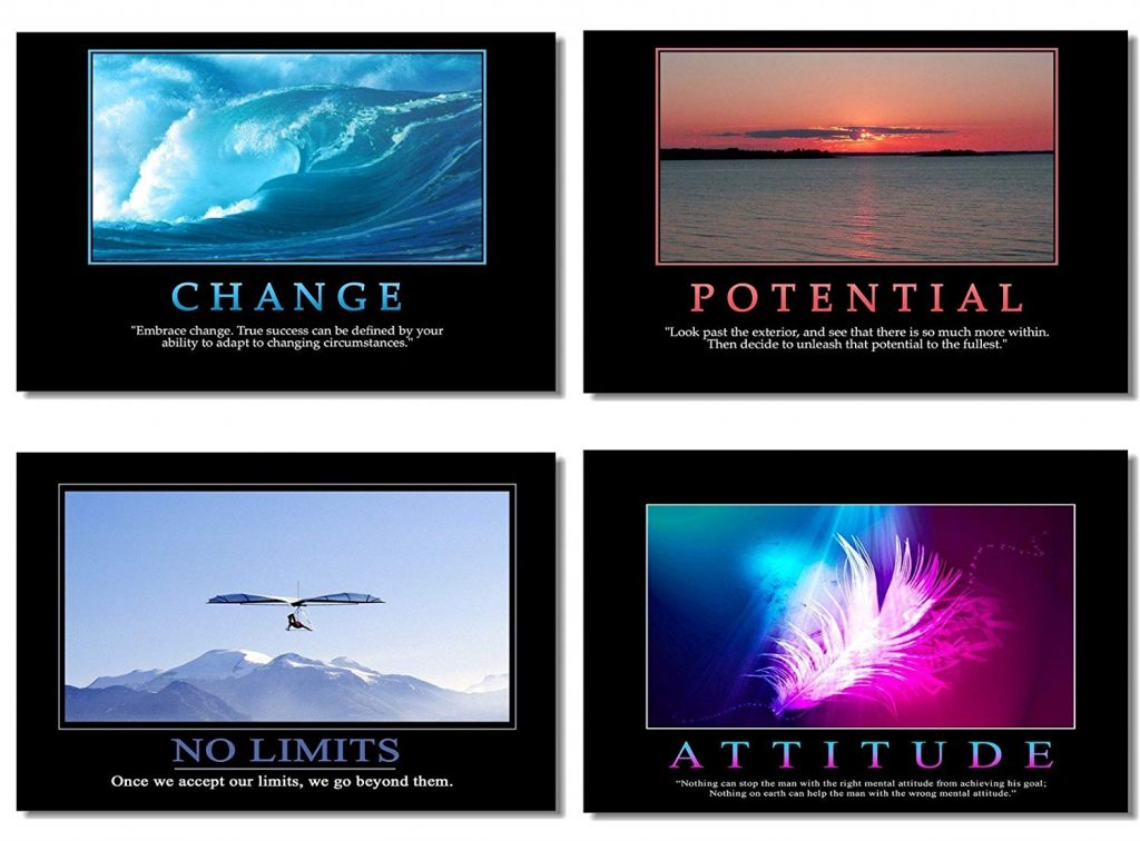 Top 20 Inspirational quotes Motivational Posters