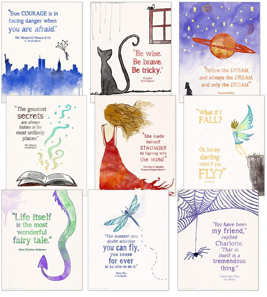 Top 20 Inspirational Quotes Teen Posters