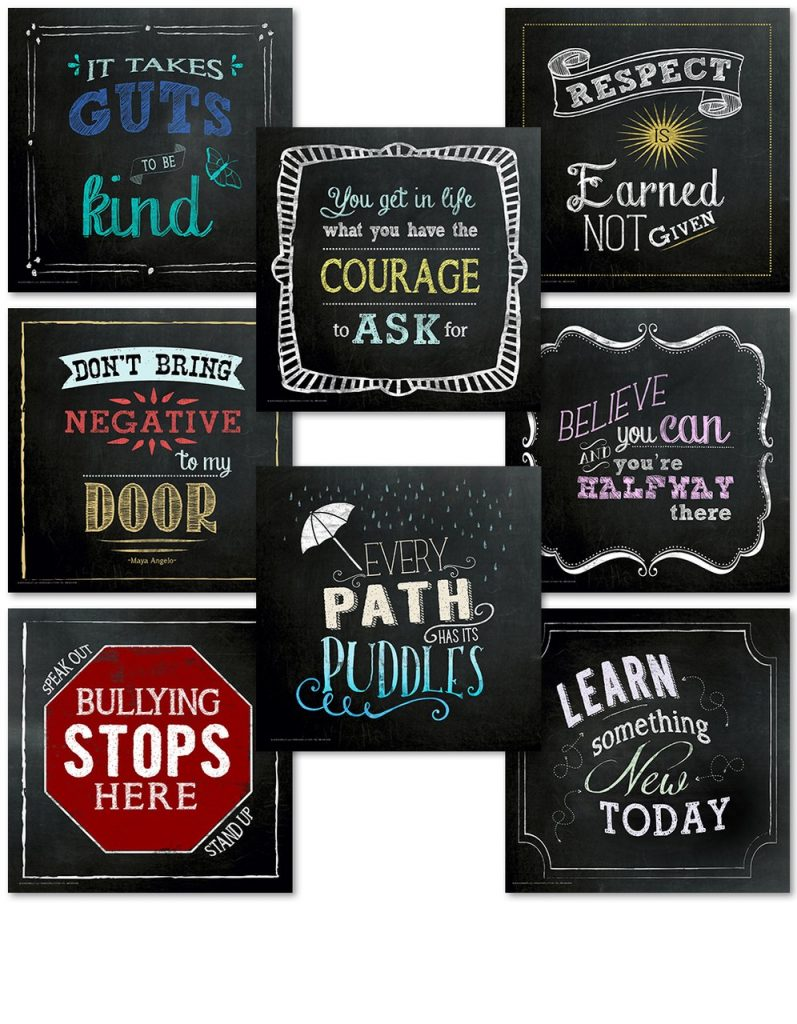 Top 20 Inspirational Quotes For Students Posters