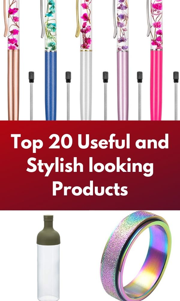 Top 20 Useful and Stylish looking Products