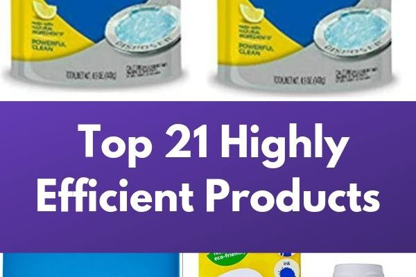 Top 21 Highly Efficient Products