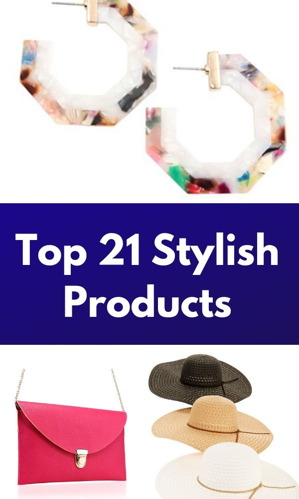 Top 21 Stylish Products