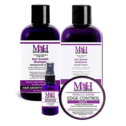 Top 20 Products for Hair Growth