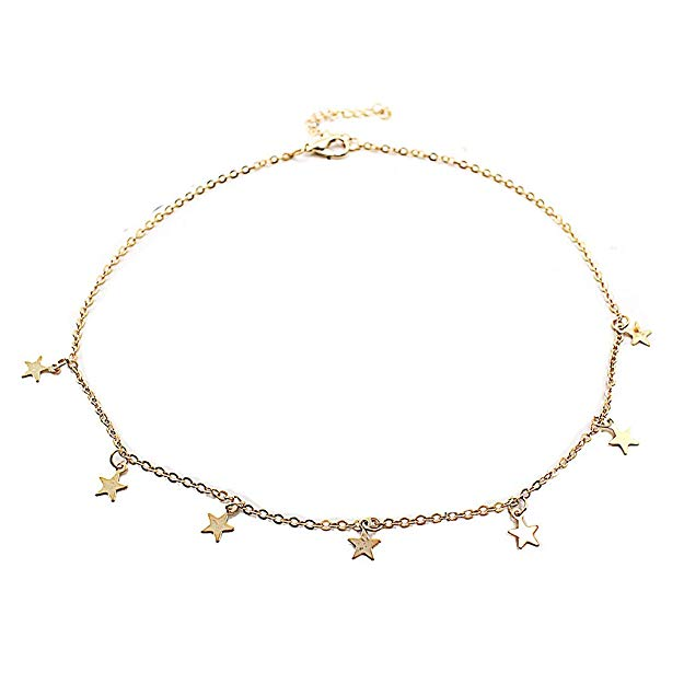 Top 22 Star Necklace