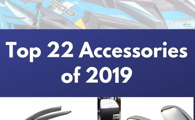 Top 22 Accessories of 2019