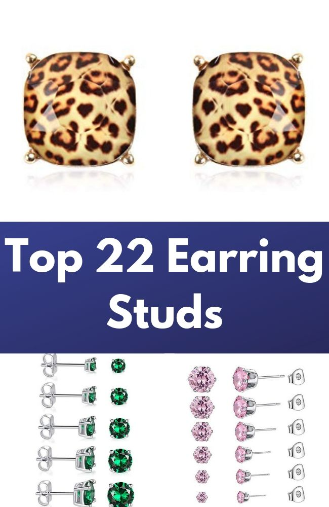 Top 22 Earring Studs