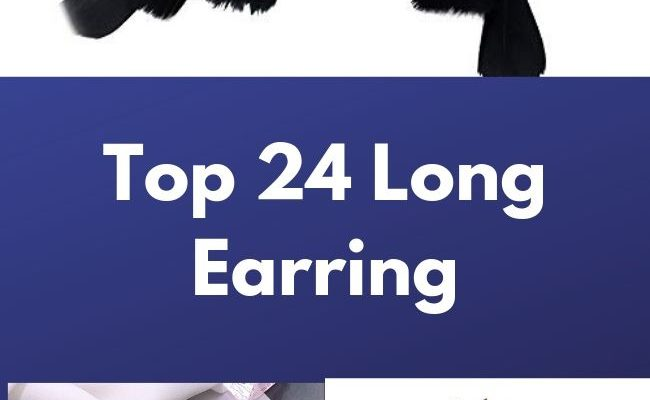 Top 24 Long Earring
