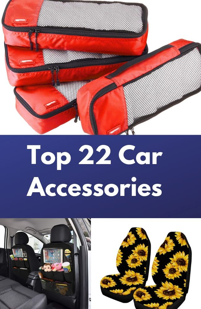Top 22 Car Accessories