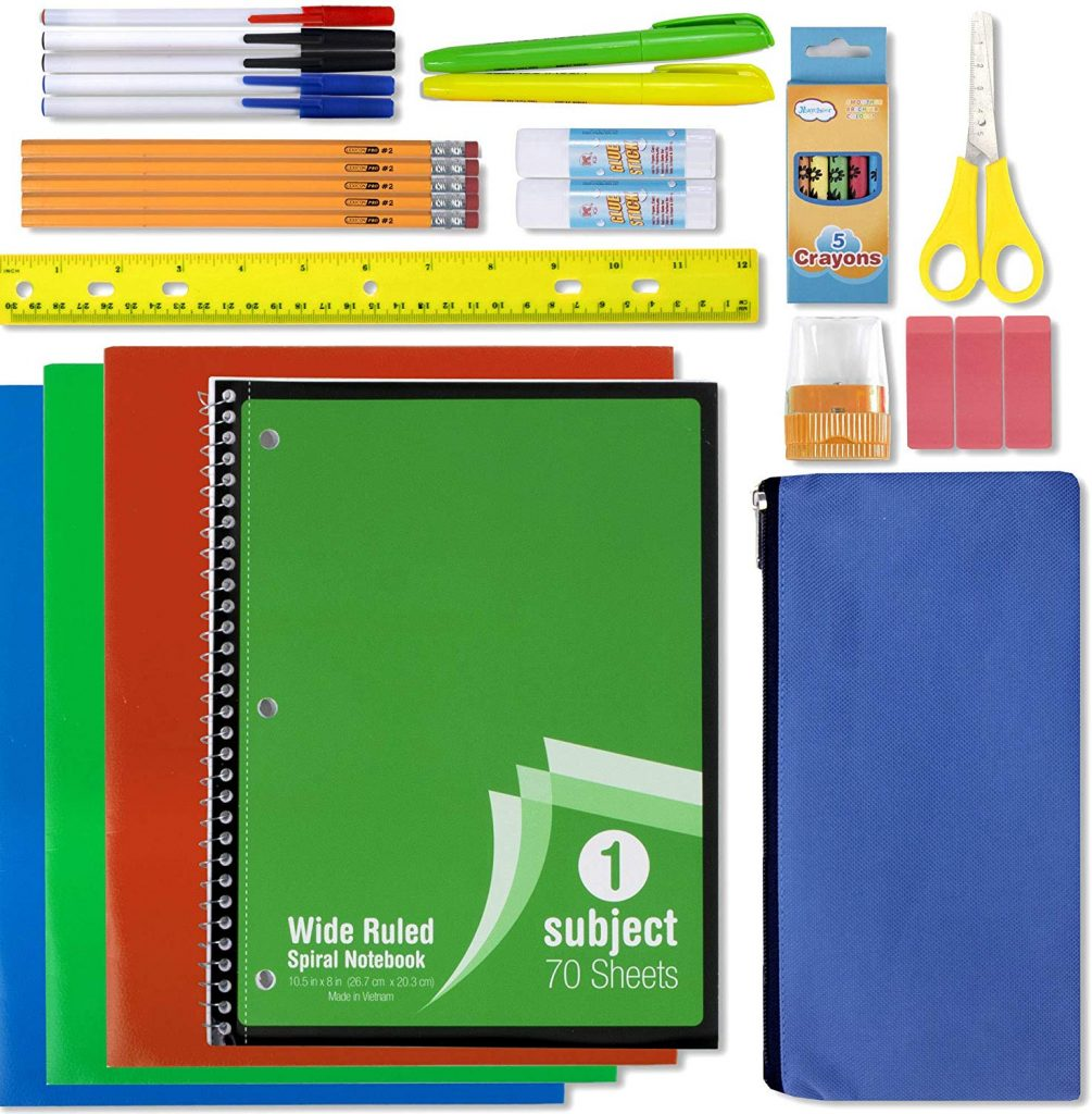 TOP 22 SCHOOL PRODUCTS